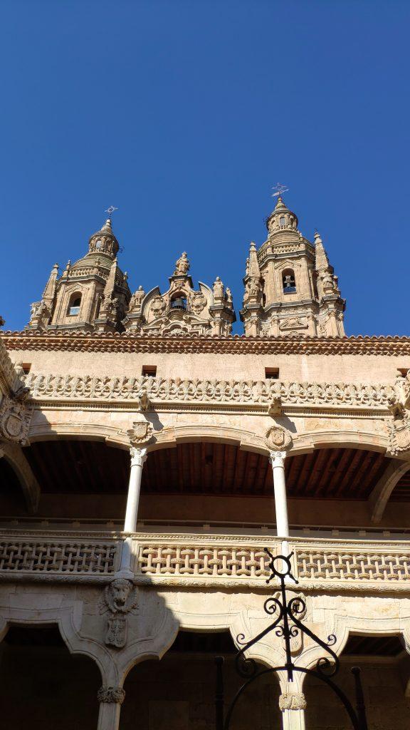Palacio de la Salina y de San Boal