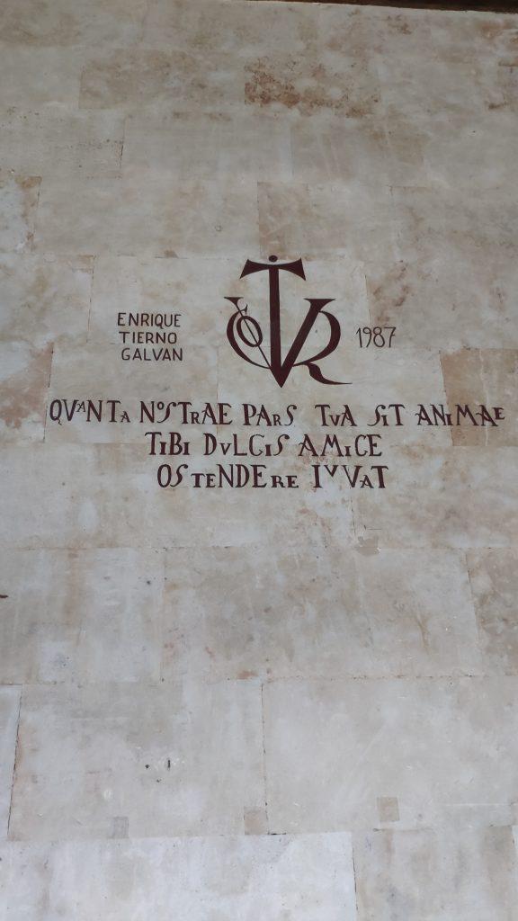 universidad pontificia salamanca