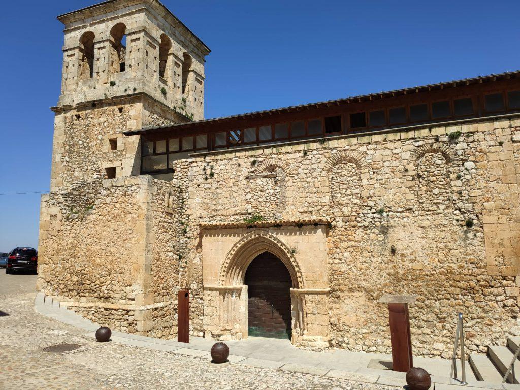 Iglesia de Santo Domingo de Silos de Alarcón