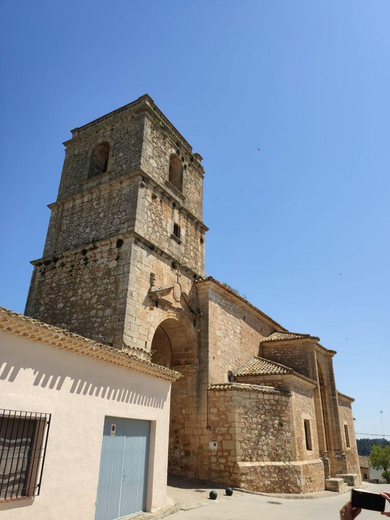 Iglesia de la Santa Trinidad de Alarcón